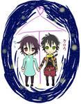 Love-Love Umbrella