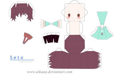 Seto Papercraft