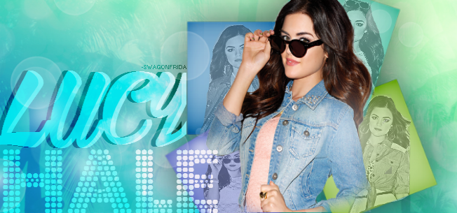 Lucy Hale... by SwagOnFrida