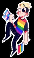 [z] - proud to be pride [+SPEEDPAINT]