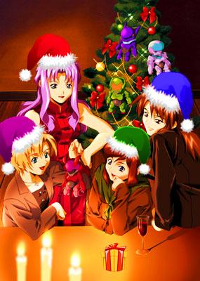 Bubblegum Crisis - Navidad by Satoshi-Master