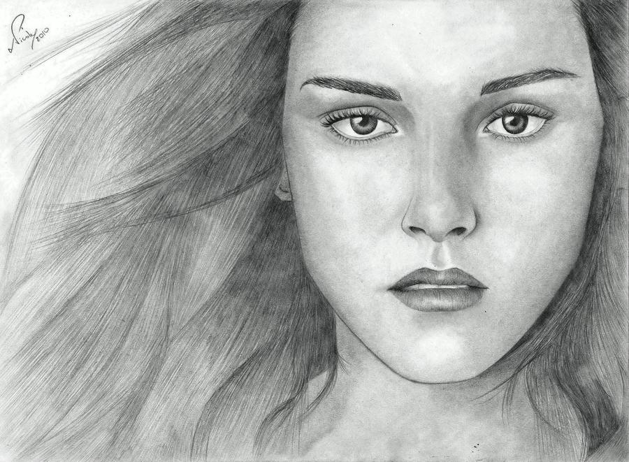 Bella Swan - Eclipse Poster by MoonieTenshi
