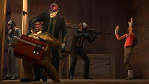 The stolen briefcase