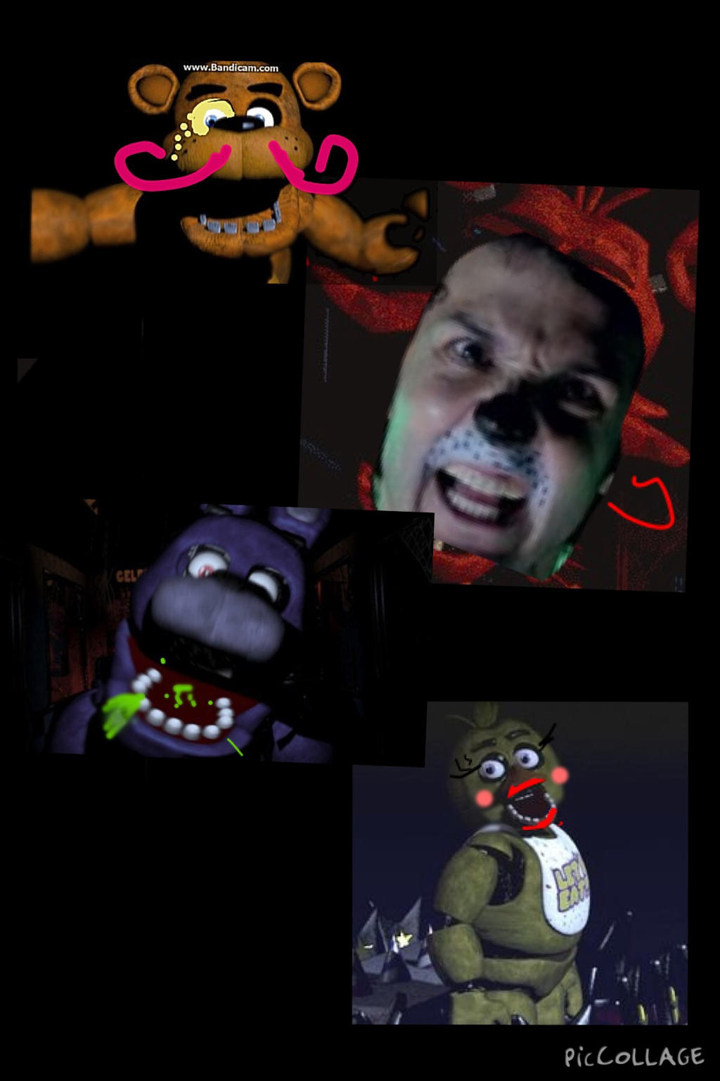 This is how i make fnaf not scary by happysunshinekitty on deviantart - Fnaf 3 not scary ...