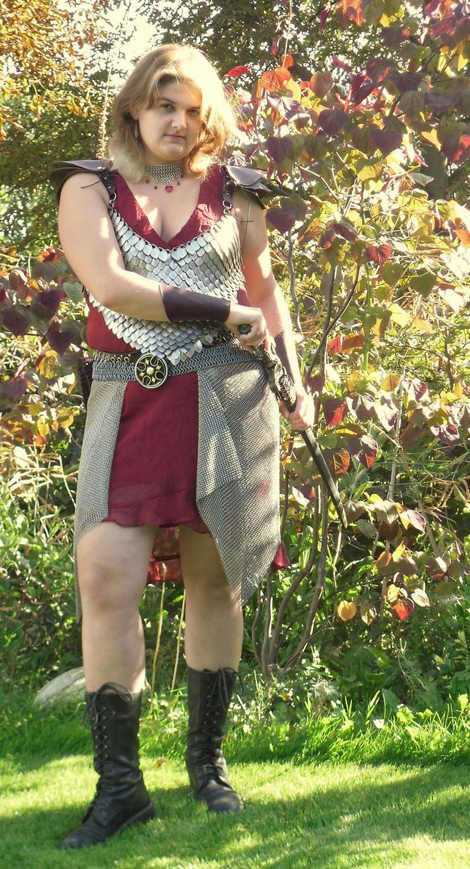 Scale warrior by Nephri