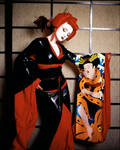 Jane Doe Kimono by Hyperion