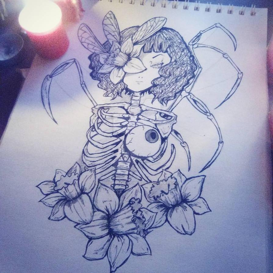 daffodils by LithiumPhantom30