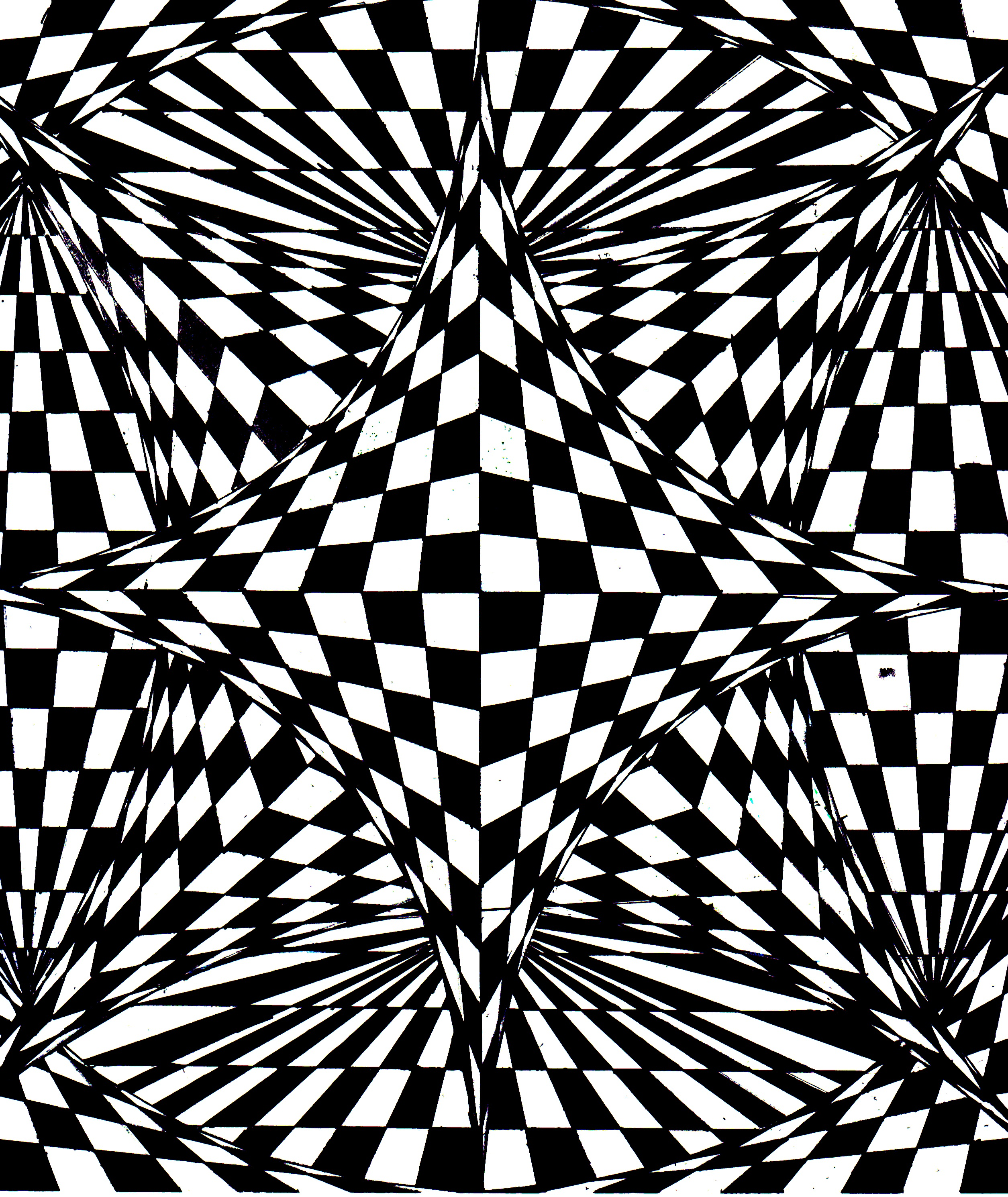 Line Design Op Art : Images about op art on pinterest