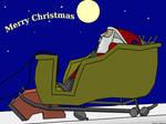Santa got drunk.. alot