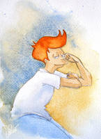 Futurama: Fry by Jackin