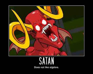 Satan by xXShadowFrostXx