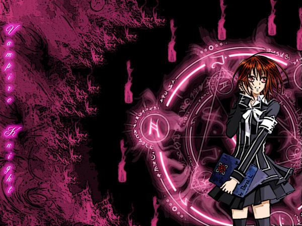 Vampire Knight Wallpaper Yuuki By ThroughTheLies
