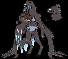 Dire Werebeaver