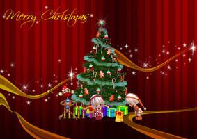 Happy holidays by simoner