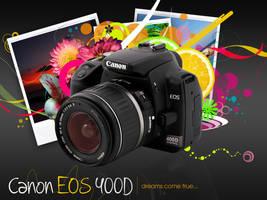 Canon EOS 400d by simoner
