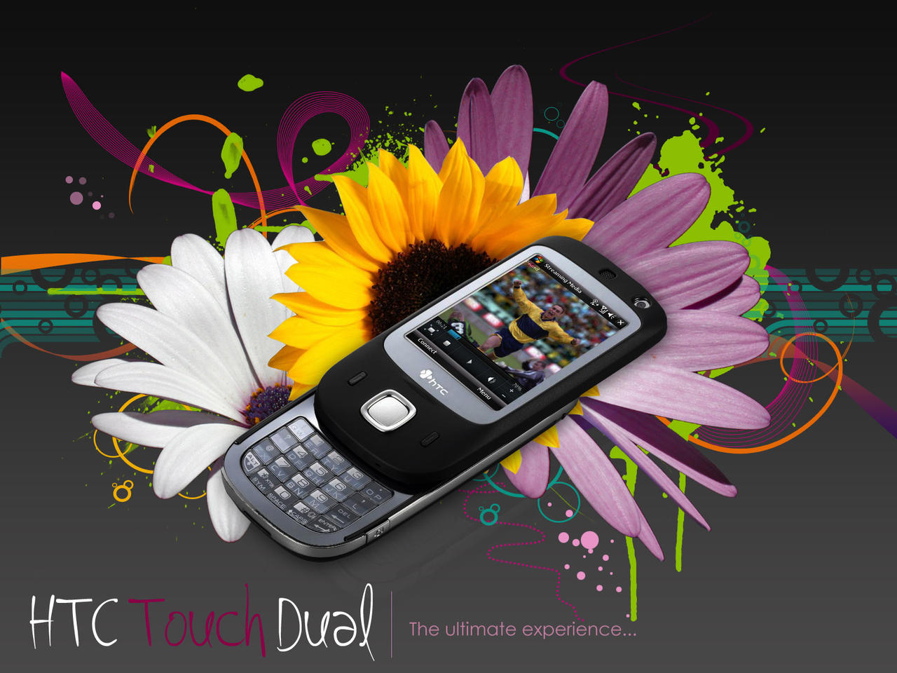 HTC Touch wallpaper by ~simoner on deviantART