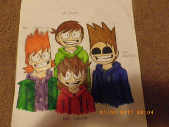 Eddsworld Group X Reader