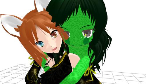 Yukari Like El-Drago SCP-811 by Lorenzo2ization
