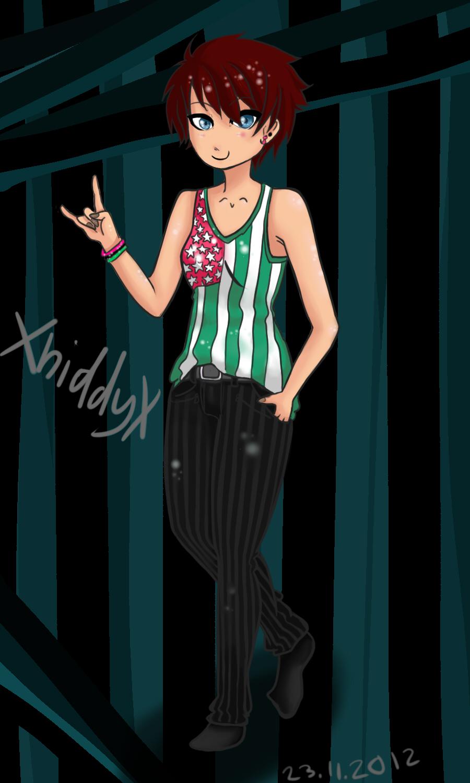 XhiddyX's Profile Picture