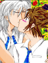 -- Soriku: Wonderful Kiss 2.0 -- by Kaishiru