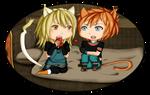 -- Lamento : Konoe and Tokino -- by Kaishiru