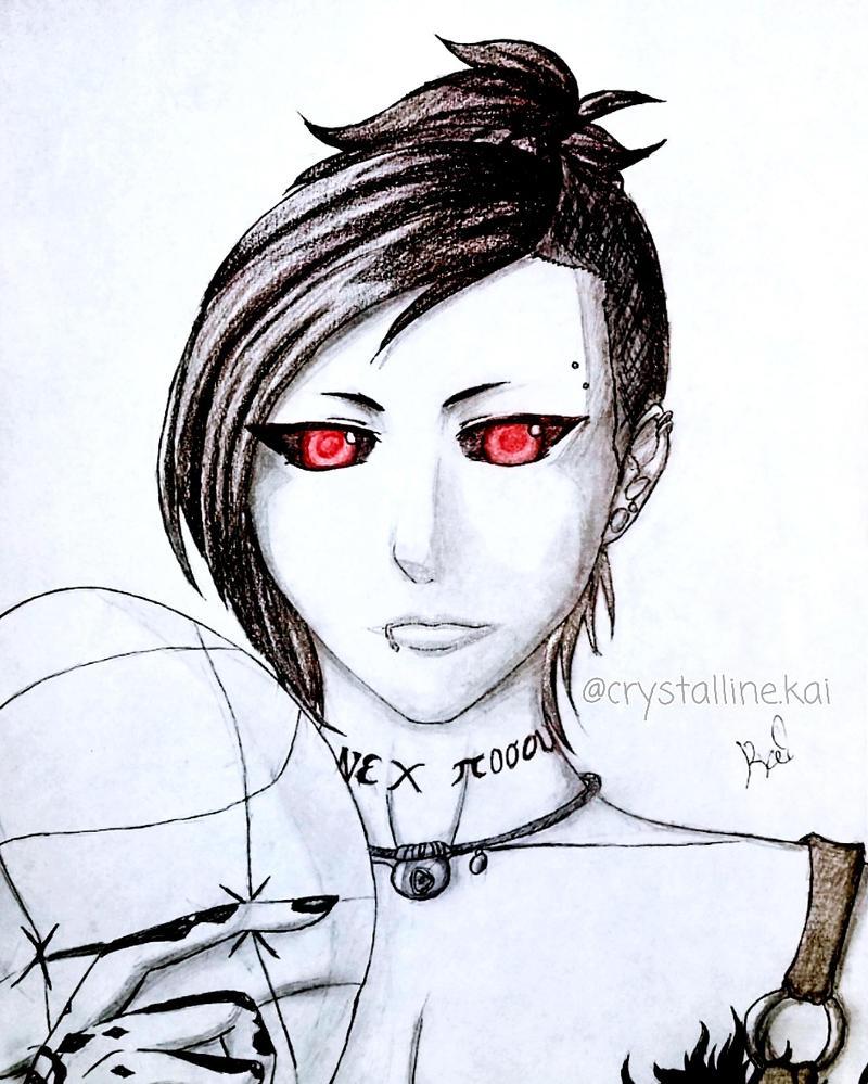 -- Tokyo Ghoul: Uta -- by Kaishiru