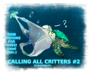 Calling All Critters #2 by pocketbeetle