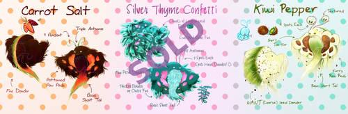 {2/3 OPEN}SB$5/500p: Snubbles: Tasty Flavors