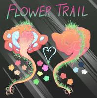 {OPEN}SB$5: Flower Trail Snubble