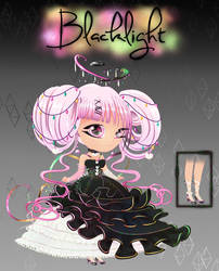 {OPEN}Points/Paypal Auction Adopt: Blacklight