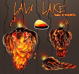 {OPEN}SB$5 Lava Lake Snubble