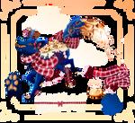 OPEN DTA: Cinnamon Skies Fox (PRE-REGISTERED) by pocketbeetle