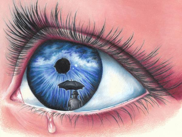 Eye by Nerachiet