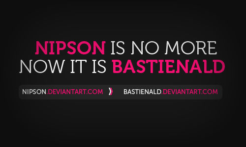 Nipson becomes Bastienald