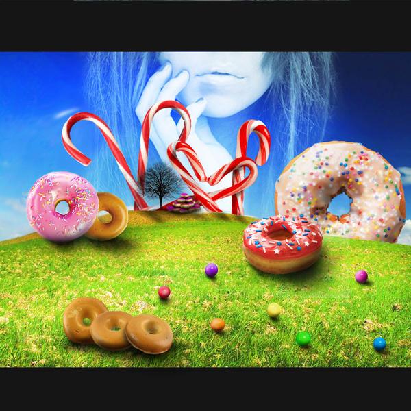 Donut Hill by eimrehs