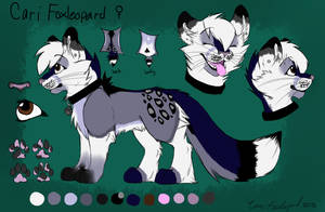 CariFoxleopard Reference