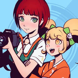 Mahiru and Hiyoko