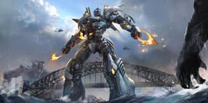 Jaegar Bombastic - Sydney by qosic