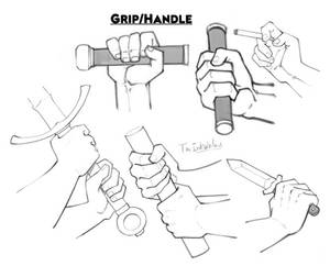 Hand References: Grip/Handle