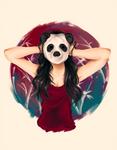 Panda Madness by Dennysze