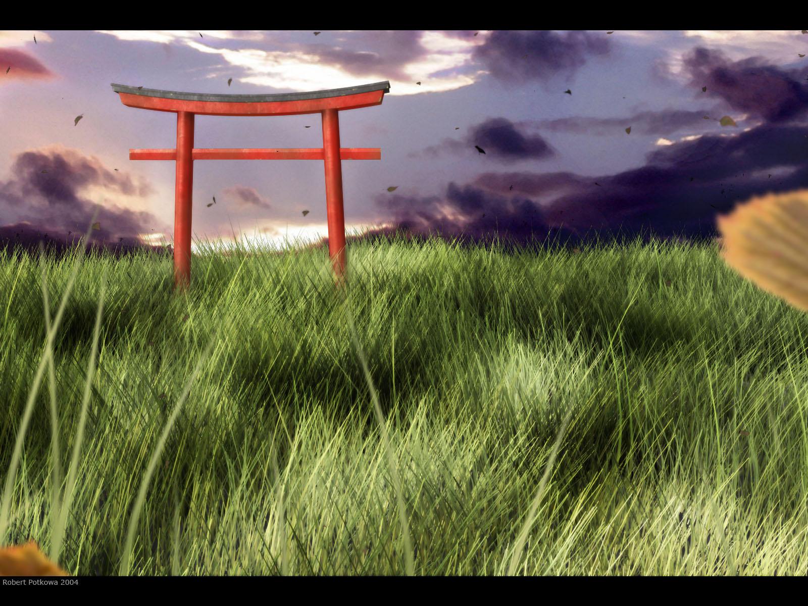 japanese grassgate by byron