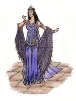 Queen Jadis of Charn by jfw1926