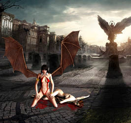 Vampirella by jhv27
