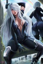 Nier Automata A2 - Latex Suit