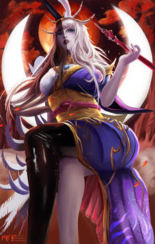 Tsukuyomi   Final Fantasy XIV