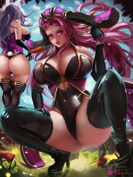 Bunny Queens | Spring Loki | FE HEROES