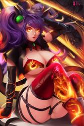 Commission | Hynomi | OC by MiraiHikariArt
