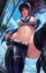 Commission | K/DA Akali | League of Legends