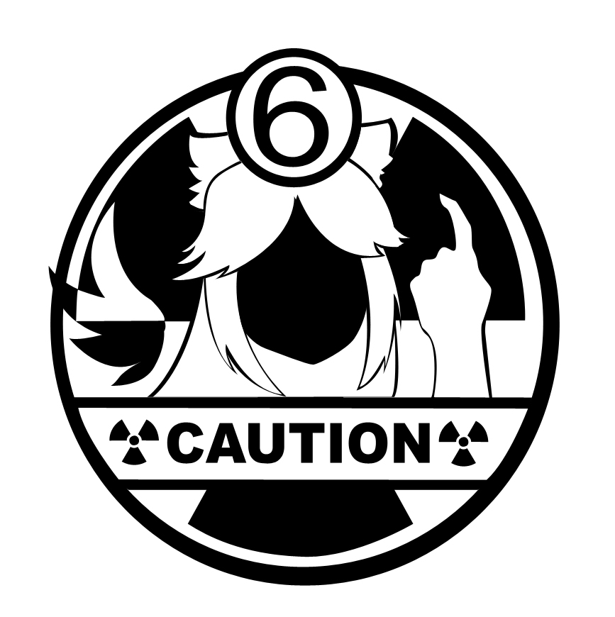 Utsuho Reiuji logo by hellangelz