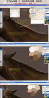 TUTORIAL - Rysowanie i Kolorowanie Konia  CZ.5
